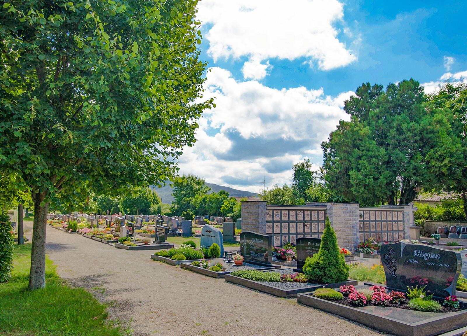 Friedhof Hähnlein