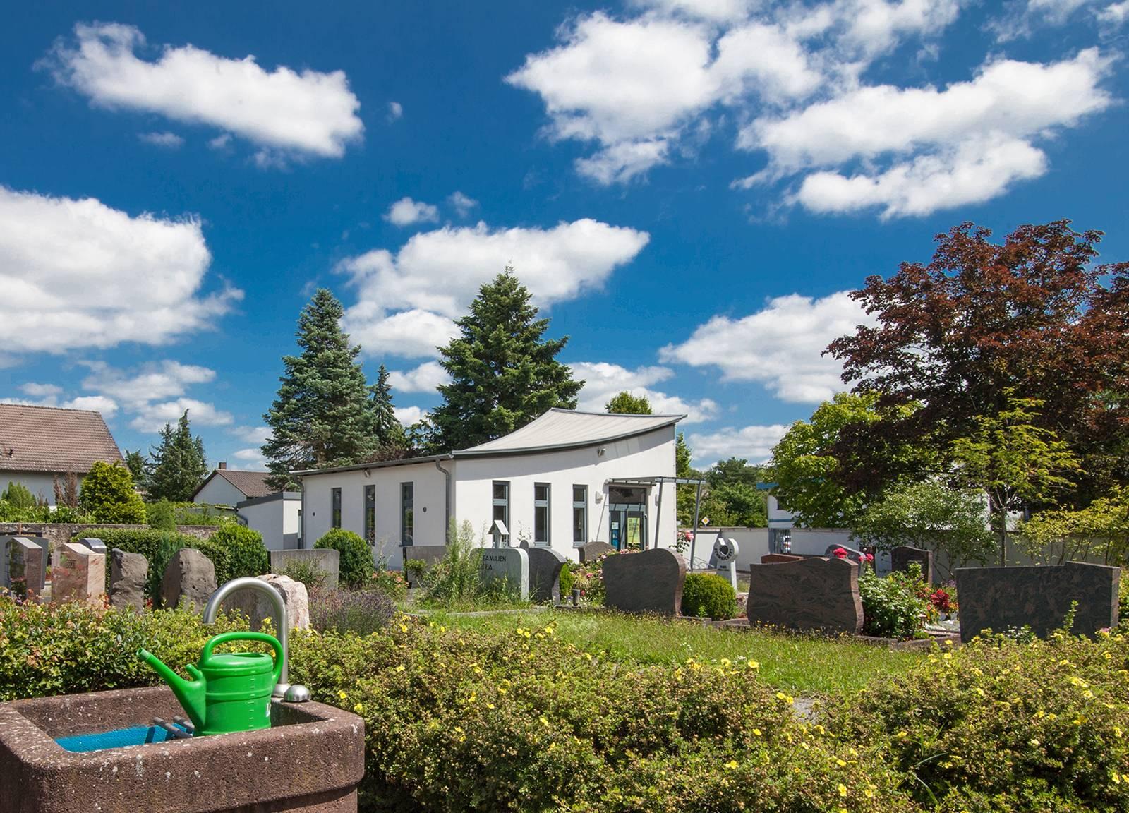 Friedhofanlage Rodau