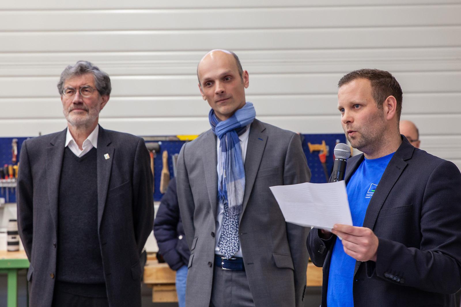 Ansprache Mark Trautmann, Geschäftsführer ZKD