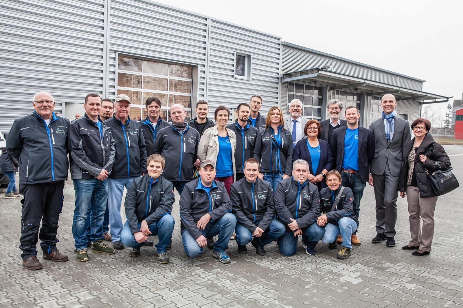 ZKD Team 2019 mit Holger Habich, Bürgermeister Zwingenberg und Georg Rausch, Bürgermeister Alsbach-Hähnlein