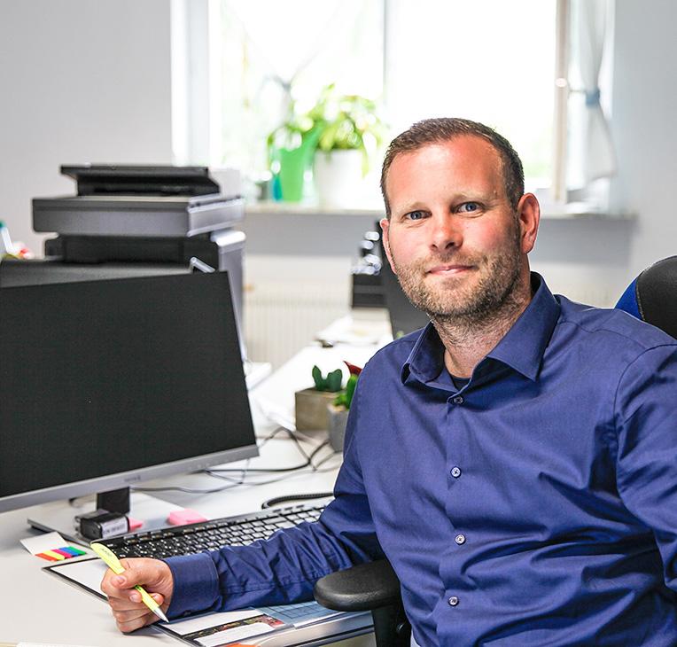 Mark Trautmann, Geschäftsführer